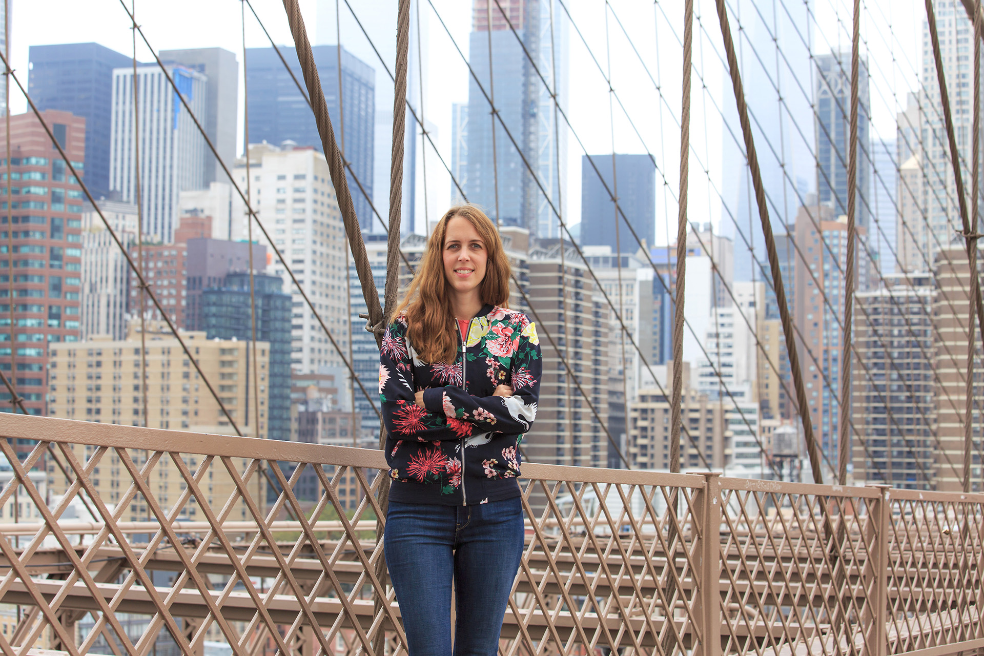 Brooklyn Bridge Malin New York Alexa Produktion