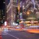 Times Square och Subway New York Alexa Produktion